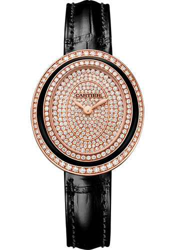 Cartier Watches - Hypnose Small - Pink Gold - Style No: WJHY0010