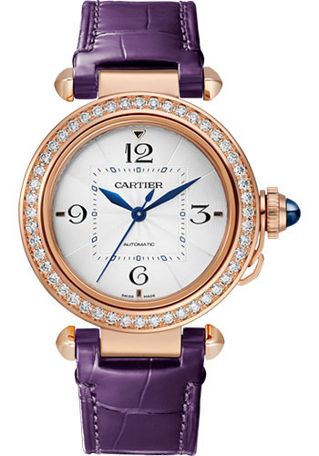 Cartier Watches - Pasha de Cartier 35 mm - Pink Gold - Style No: WJPA0012