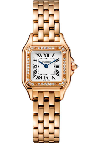 Cartier Watches - Panthere de Cartier Small - Pink Gold - Style No: WJPN0008