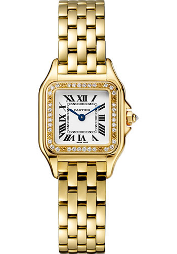 Cartier Watches - Panthere de Cartier Small - Yellow Gold - Style No: WJPN0015