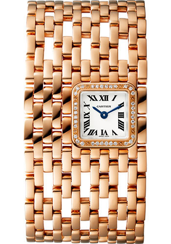 Cartier Watches - Panthere de Cartier Cuff - Pink Gold - Style No: WJPN0022