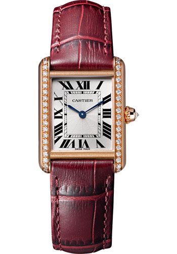 Cartier Watches - Tank Louis Cartier Small - Style No: WJTA0010