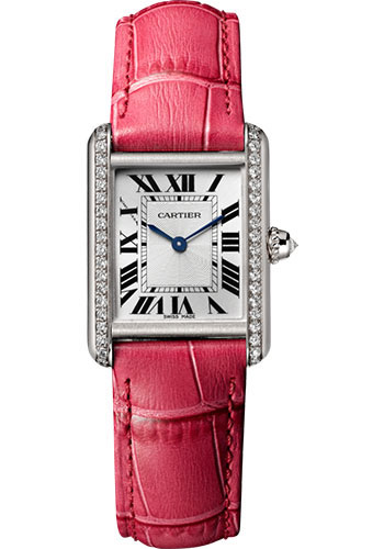 Cartier Watches - Tank Louis Cartier Small - Style No: WJTA0011