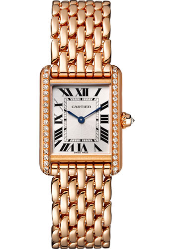 Cartier Watches - Tank Louis Cartier Small - Style No: WJTA0020