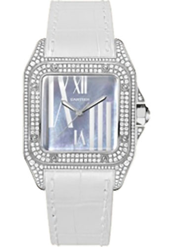 Cartier Watches - Santos 100 Medium - Style No: WM503251