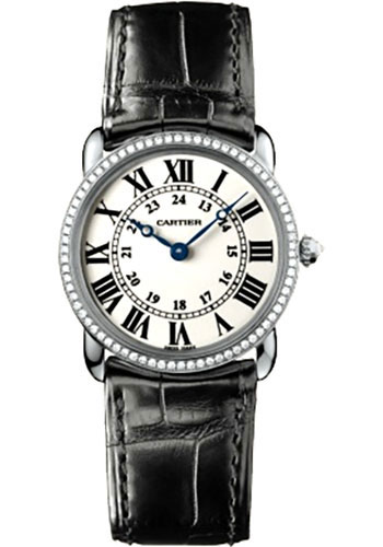 Cartier Watches - Ronde Louis Cartier 29mm - White Gold - Style No: WR000251