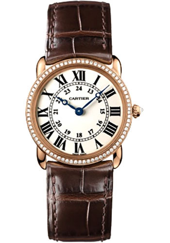 Cartier Watches - Ronde Louis Cartier 29mm - Pink Gold - Style No: WR000351