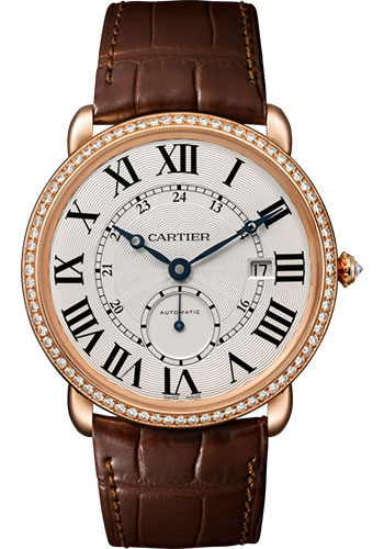 Cartier Watches - Ronde Louis Cartier 40mm - Pink Gold - Style No: WR007017