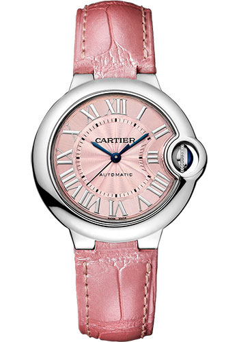 Cartier Watches - Ballon Bleu 33mm - Stainless Steel - Style No: WSBB0002