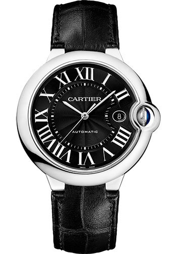 Cartier Watches - Ballon Bleu 42mm - Stainless Steel - Style No: WSBB0003