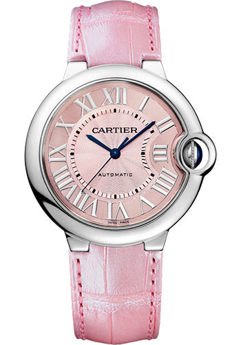 Cartier Watches - Ballon Bleu 36mm - Stainless Steel - Style No: WSBB0007