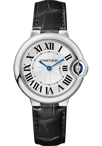 Cartier Watches - Ballon Bleu 33mm - Stainless Steel - Style No: WSBB0034