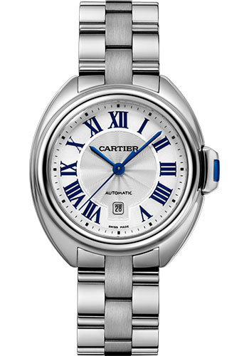 Cartier Watches - Cle de Cartier 31mm - Stainless Steel - Style No: WSCL0005