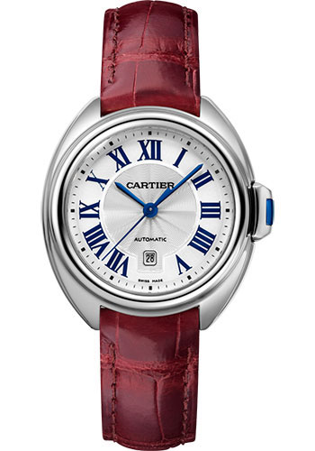 Cartier Watches - Cle de Cartier 31mm - Stainless Steel - Style No: WSCL0016