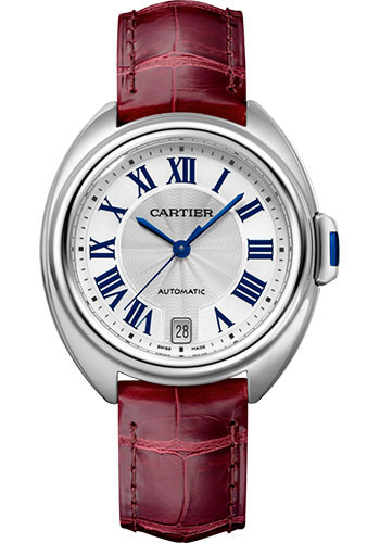 Cartier Watches - Cle de Cartier 35mm - Stainless Steel - Style No: WSCL0017