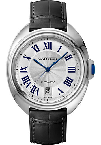 Cartier Watches - Cle de Cartier 40mm - Stainless Steel - Style No: WSCL0018