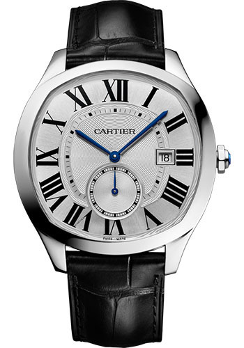 Cartier Watches - Drive de Cartier Stainless Steel - Style No: WSNM0004