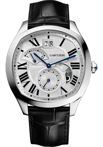 Cartier Watches - Drive de Cartier Large Date - Retrograde Time Zone - Day Night - Style No: WSNM0005