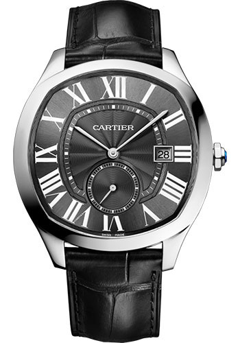 Cartier Watches - Drive de Cartier Stainless Steel - Style No: WSNM0009