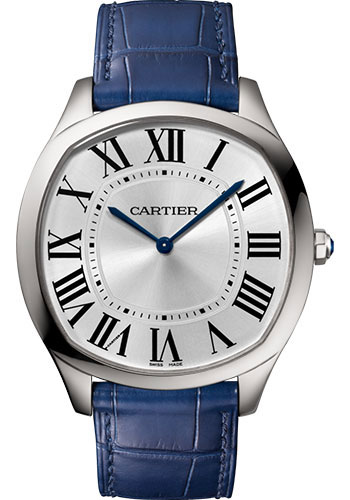 Cartier Watches - Drive de Cartier Extra Flat - Style No: WSNM0011