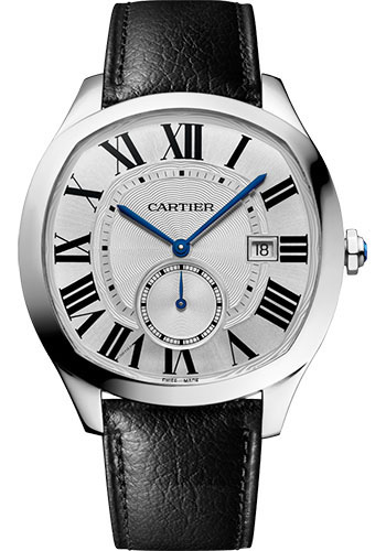 Cartier Watches - Drive de Cartier Stainless Steel - Style No: WSNM0022