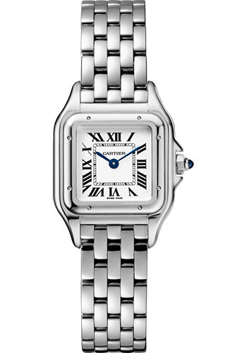 Cartier Watches - Panthere de Cartier Small - Stainless Steel - Style No: WSPN0006