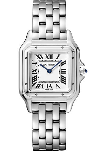 Cartier Watches - Panthere de Cartier Medium - Stainless Steel - Style No: WSPN0007
