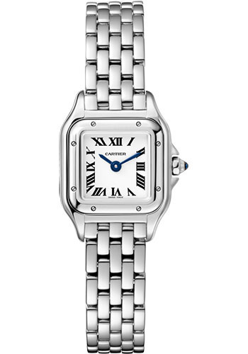 Cartier Watches - Panthere de Cartier Mini - Stainless Steel - Style No: WSPN0019