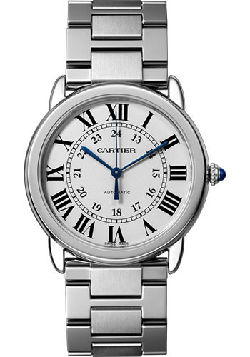 Cartier Watches - Ronde Solo Large - Style No: WSRN0012
