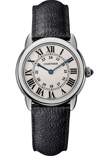 Cartier Watches - Ronde Solo Small - Style No: WSRN0019