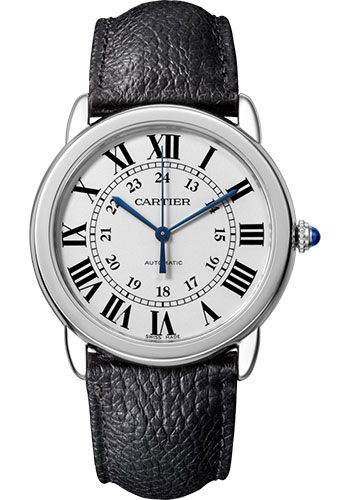 Cartier Watches - Ronde Solo Large - Style No: WSRN0021