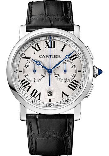Cartier Watches - Rotonde de Cartier Chronograph - Style No: WSRO0002