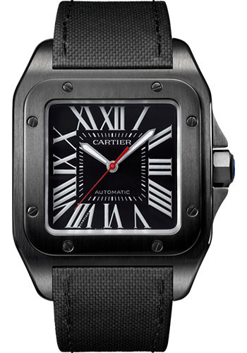 Cartier Watches - Santos 100 Large - Style No: WSSA0006
