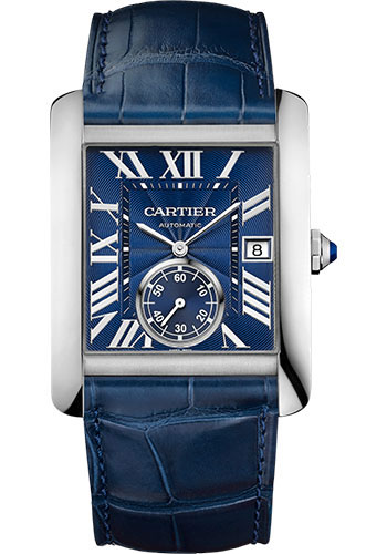 Cartier Watches - Tank MC Stainless Steel - Style No: WSTA0010