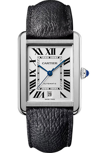 Cartier Watches - Tank Solo Extra Large - Style No: WSTA0029