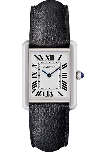 Cartier Watches - Tank Solo Small - Style No: WSTA0030