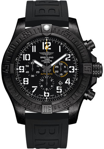 Breitling Watches - Avenger Hurricane 12H - 50mm - Diver Pro III Strap - Tang - Style No: XB0170E41B1S2