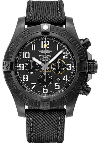 Breitling Watches - Avenger Hurricane 12H - 50mm - Military Strap - Style No: XB0170E41B1W1