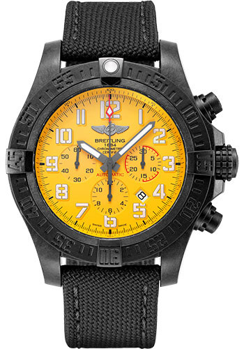 Breitling Watches - Avenger Hurricane 12H - 50mm - Military Strap - Style No: XB0170E41I1W1