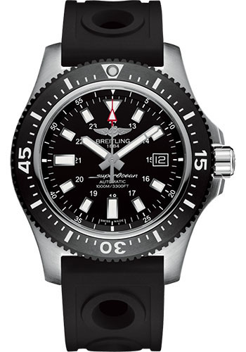 Breitling Watches - Superocean Automatic 44mm - Ocean Racer II Strap - Style No: Y1739310/BF45/227S/A20SS.1