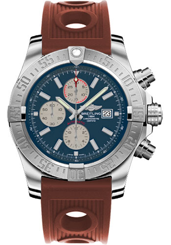 Breitling Watches - Super Avenger II Ocean Racer Strap - Style No: A1337111/C871-ocean-racer-bronze-deployant