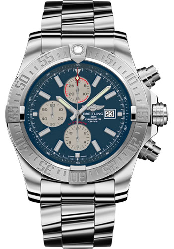 Breitling Watches - Super Avenger II Stainless Steel Bracelet - Style No: A1337111/C871-professional-iii-steel