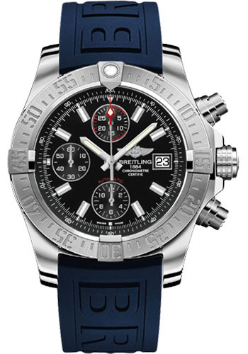 Breitling Watches - Avenger II Diver Pro III Strap - Tang Buckle - Style No: A1338111/BC32/158S/A20S.1