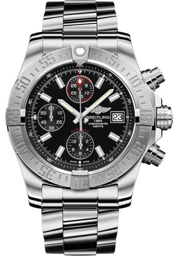 Breitling Watches - Avenger II Stainless Steel Bracelet - Style No: A1338111/BC32-professional-iii-steel