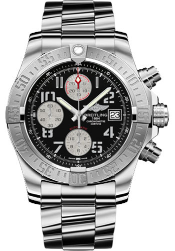 Breitling Watches - Avenger II Stainless Steel Bracelet - Style No: A1338111/BC33-professional-iii-steel