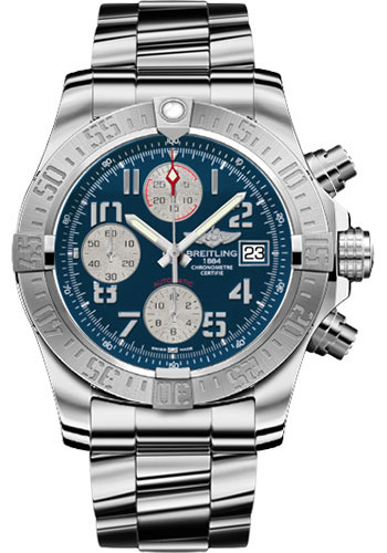 Breitling Watches - Avenger II Stainless Steel Bracelet - Style No: A1338111/C870-professional-iii-steel