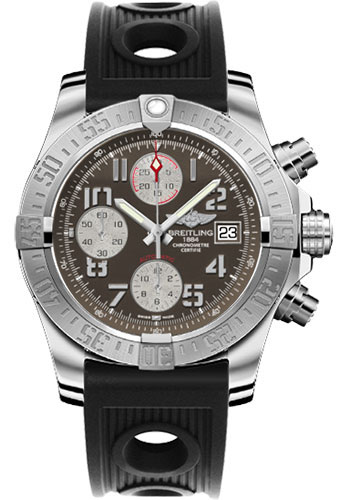 Breitling Watches - Avenger II Ocean Racer Strap - Style No: A1338111/F564-ocean-racer-black-deployant