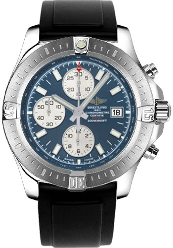 Breitling Watches - Colt Chronograph Automatic Diver Pro II Strap - Tang - Style No: A1338811/C914-diver-pro-ii-black-tang