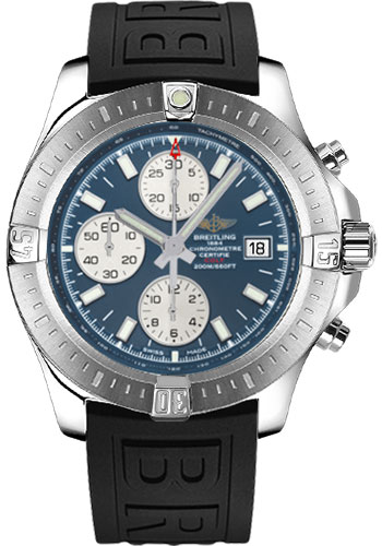 Breitling Watches - Colt Chronograph Automatic Diver Pro III Strap - Tang - Style No: A1338811/C914-diver-pro-iii-black-tang