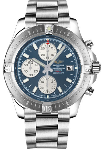 Breitling Watches - Colt Chronograph Automatic Professional III Bracelet - Style No: A1338811/C914-professional-iii-steel